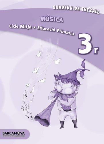 Música 3r CM. Quadern (ed. 2013) (Materials Educatius - Material Complementari Primària) - 9788448932015