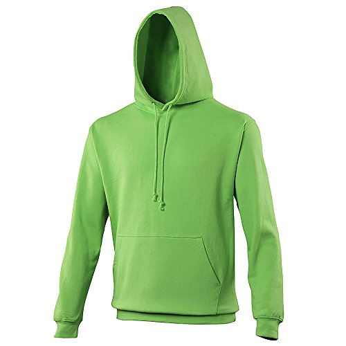 Pullover College Hoodie - 46 Different Colours Available Grün