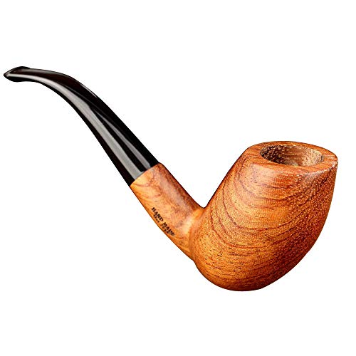 TLMYDD Pipe Freewood Woody Redwood Pipe avec Filtre Métallique Lisse De 9mm Tuyau par  TLMYDD