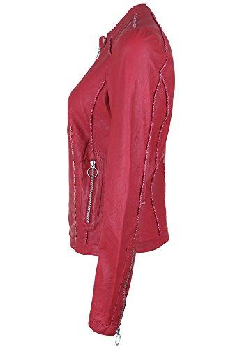 Freaky Nation Kelly, Vestes Femme Rouge