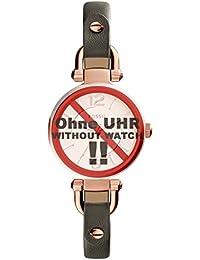 Fossil bande de montre de bracelet pour montre es3862de rechange d'origine il 3862Bracelet de Montre bracelet cuir 7mm Gris