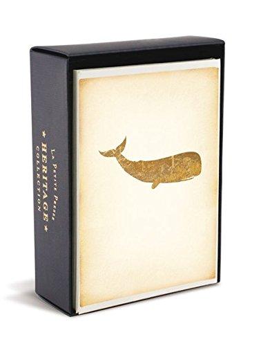 Boxed-geburtstags-gruß-karten (Boxed Notes: Whale Heritage - Gruß- und Geschenkkartenbox mit Kuverts: Wal)