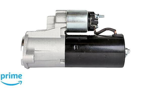 Leistung: 1,8kW Spannung: 12V HELLA 8EA 012 526-211 Starter Z/ähnezahl 9