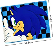 Sonic the Hedgehog Cartoon Style Wallet | Money Holder | Kids Gift