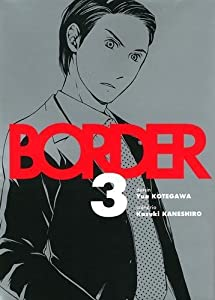 Border Edition simple Tome 3