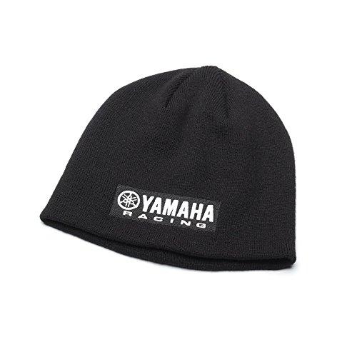 bonnet-officiel-yamaha-noir-paddock-2016