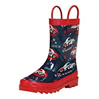 Target Dry Max Boys Rubber Welly Boots