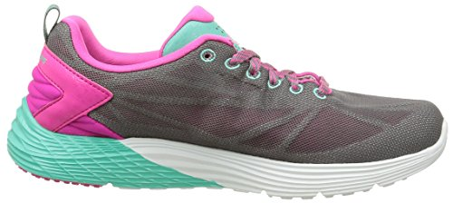 Skechers ValerisFront Page - Sneakers da donna Grigio (Cchp)