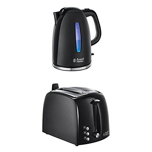 Russell Hobbs Frühstückset - Textures Plus Wasserkocher + Toaster