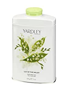 Yardley London Lily of the Valley Perfumed Talc