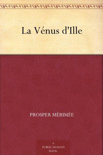 Couverture du livre La Vénus d'Ille