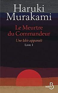 """Résultat de recherche d'images pour """"Murakami Haruki, Le Meurtre du commandeur"""""""