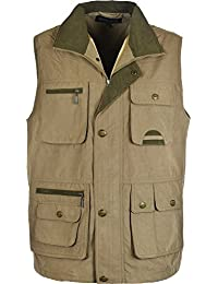 c615403c1de3 Mens Lightweight Body Warmer Gilet Windproof Showerproof With Inside Lining