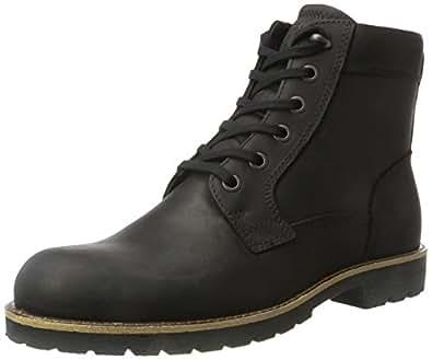 ECCO Men's Jamestown Classic Boots, Black (Black 2001), 8 UK