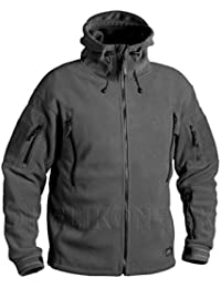 Helikon Patriot Tactical Softshell Jacket – Military Style with Dual Fleece