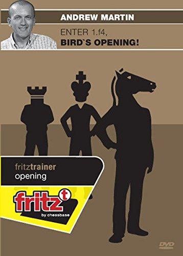 Enter 1.f4, Bird's Opening!: Video-Schachtraining