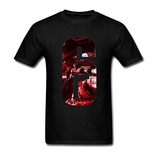 Preisvergleich Produktbild Herren's Tom Clancys Rainbow Six Siege T-shirt Large