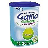 Laboratoire Gallia Galliagest - Lait bébé Croissance en poudre de 12 mois...