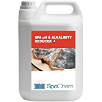 SpaChem 7kg Spa PH & Alkalinity Reducer BY PH Reading Level Minus - Hot Tub Swimming Pool Water Balancer