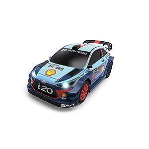 slot: WRC Hyundai i20 Blister Pack Accesorios Slot, Color único (Fábrica de Juguetes 9...