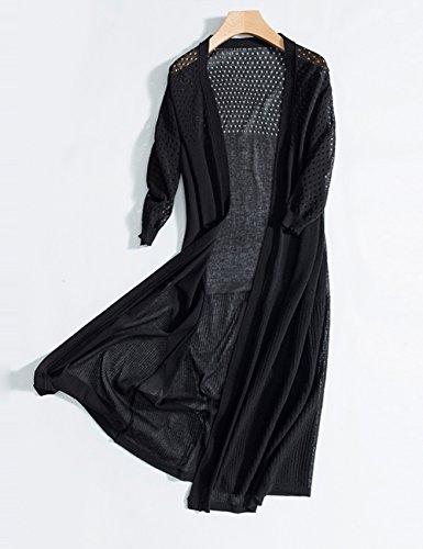 Xiouli - Gilet - Femme Noir