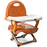 Chicco Pocket Snack Booster Seat, Mandarino