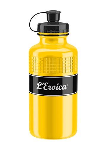Elite borraccia eroica squeeze 500ml, giallo