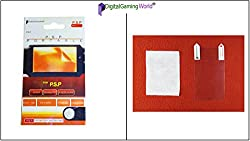 Digital Gaming World New Screen Guard/Protector For PSP (1000/2000/3000 and E-1004 PSP Models)