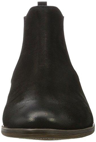 311143213500 Hombre Chelsea De Bugatti negro Botas Negro 6wdx8xtzq