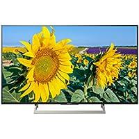 "Sony KD-43XF8096 - Televisor 43"" 4K HDR LED con Android TV (Motionflow XR 400 Hz, 4K X-Reality PRO, pantalla TRILUMINOS, Wi-Fi), negro"