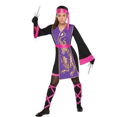 nja Kinderkostüm Mädchen Amscan (Erwachsenen-pair-mädchen Kostüme)