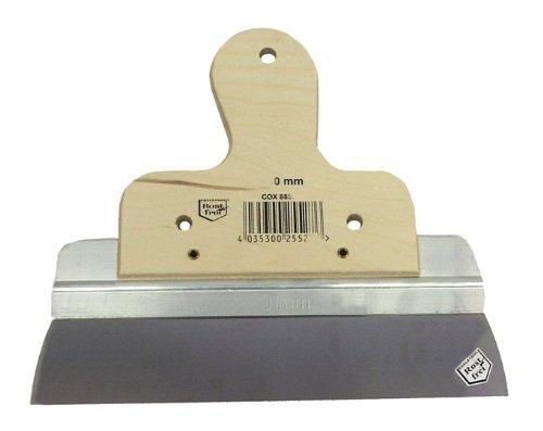 Connex COX885325 Flächenspachtel, rostfrei, Holzgriff, Breite 250 mm