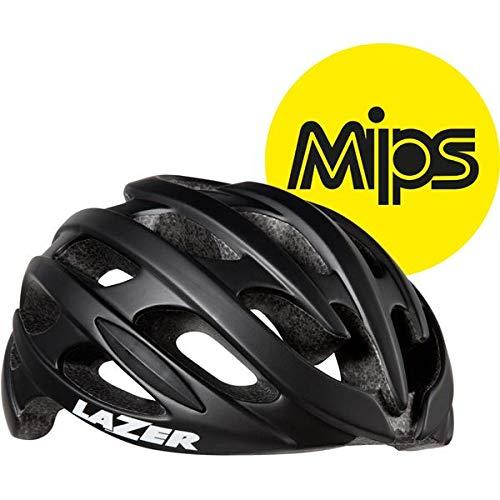 Lazer Blade + MIPS Шлем, средний матовый черный