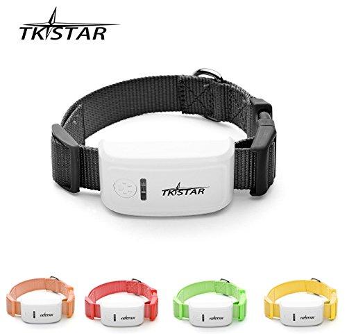 TKSTAR Mini GPS Tracker tk909 para pequeñas mascotas perro gato/personal GPS dispositivo...