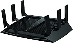 Netgear R8000 Nighthawk X6 Tri-band Ac3200 (3.2 Gbps) Smart Wi-fi Router - Circle Parental Controls & Alexa Enabled