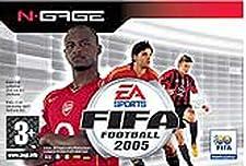 Fifa Football 2005 (Nokia N-Gage)