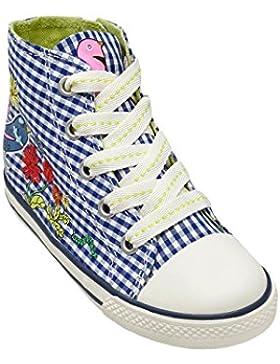 next Bambine E Ragazze Sneakers A Quadretti (Bambine Piccole) Vestibilità Standard