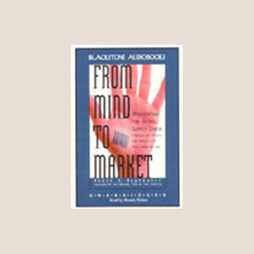 From Mind to Market  Audiolibri