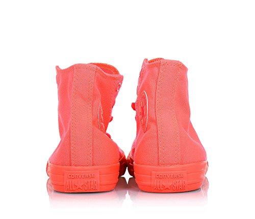 Converse - Converse Ctas Hi Chaussures de Sport Orange Rosso fluo