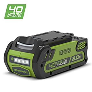 Greenworks 40V Lithium-ion 2Ah Battery - No charger included - 29717