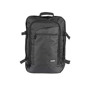 TripNeeds CabinZERO Ultra-Light Massive Capacity Cabin Sized Backpack, Black