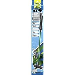[Gesponsert]Tetra GS 45 Aquarien-Scheibenreiniger, Klingenreiniger löst Algen und andere Schmutzpartikel von Aquarienscheiben