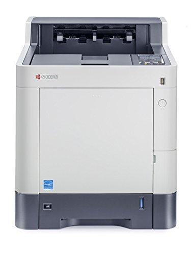 Preisvergleich Produktbild 1102NT3NL0 - ECOSYS P7040CDN Farbdrucker, Bis zu 40 Seiten/min SW oder Farbe, 500-Blatt-Kassette + 100-Blatt-Universalzufuhr (max. 2.100 Blatt), Max. Formate: A6 - A4/Legal, max. Grammatur: 60 - 220 g/m², Integrierte Duplex-Einheit, USB- und Netzwerkschnittstelle, USB Host.