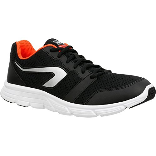 KALENJI EKIDEN ONE PLUS MEN'S RUNNING SHOES - BLACK/RED (EU 47)