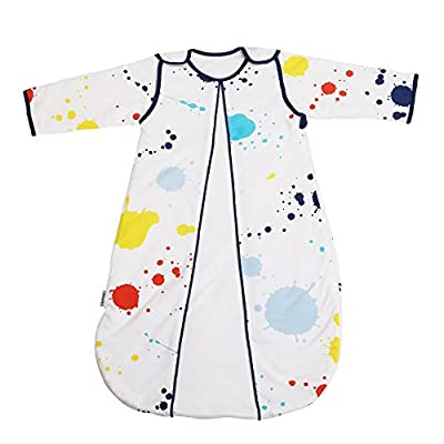 i-baby Bebés Sacos de Dormir Recién Nacido Bolsa de Dormir Infantil Outlast material temperatura constante 6-18 meses Estrella