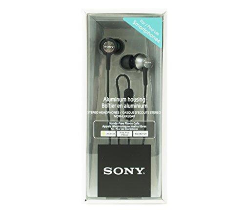 Sony MDREX450APH In-Ear-Kopfhörer, grau - 4