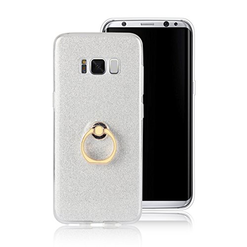 Ultra-Lightweight Thin Samsung Galaxy S Lite Luxury Edition Samsung Galaxy S8 Backcover Homory Protective Case Skin TPU Backcover for Samsung Galaxy S Lite Luxury Edition Samsung Galaxy S8 (Silver ) Cell Samsung Ultra Edition