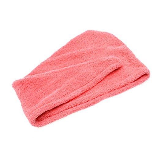 miracle4ever-coral-fleece-samt-schnell-trockenes-haar-handtuch-rot