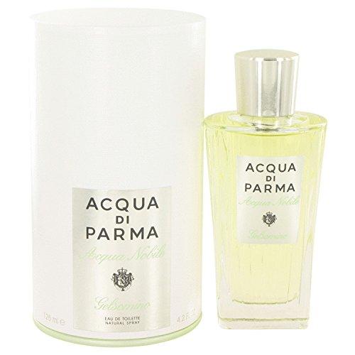 Acqua Di Parma Acqua Nobile Gelsomino Eau De Toilette Spray For Women 125Ml/4.2Oz by Acqua Di Parma