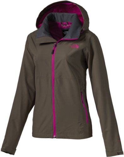 THE NORTH FACE Womens Pazzallo Jacket Funktionsjacke für Damen, h8e jaiden green,L (Face Womens Green)